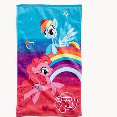 My Little Pony Bath Rug Towels And More At Walmart All About