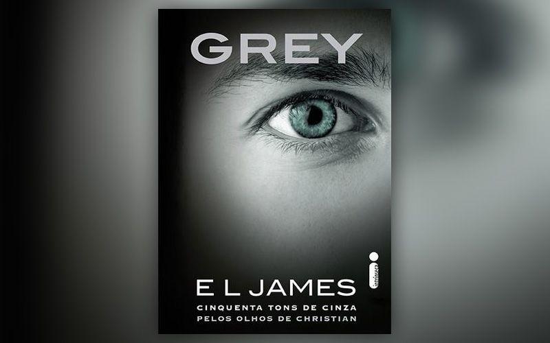 Cinquenta Tons de Cinza pelos olhos de Christian Grey