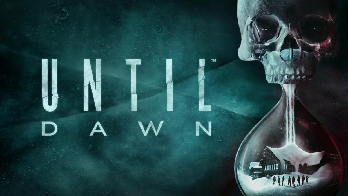 Until Dawn Review Screenshot Wallpaper Title Screen 1200x675 Png 1200 675 Until Dawn Dawn Dark Heart