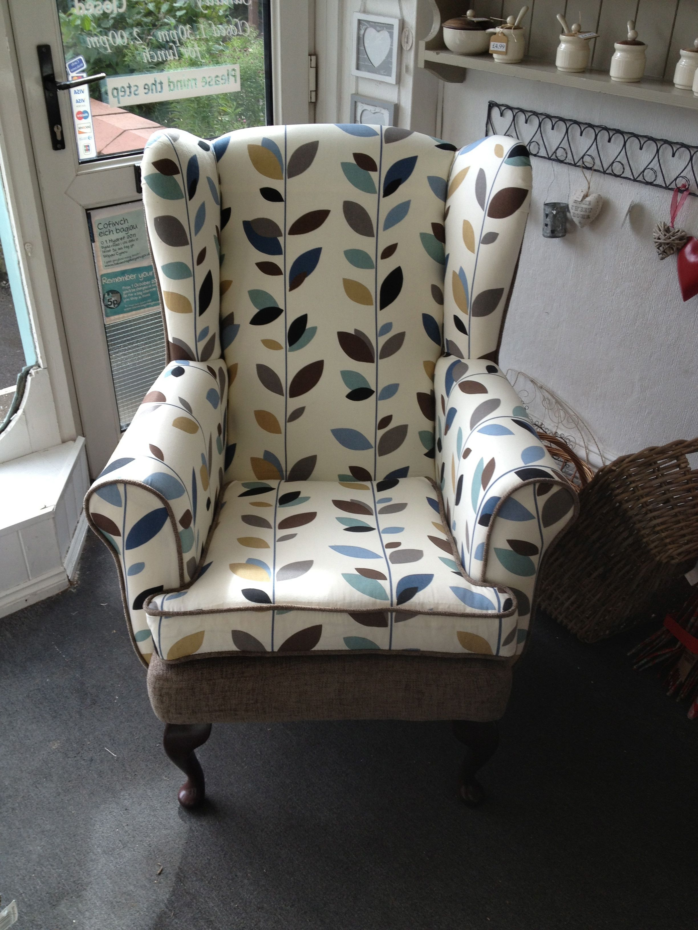 Brilliant Fab And Funky Queen Anne Chair Custom Made Chair Gmtry Best Dining Table And Chair Ideas Images Gmtryco