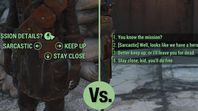 Fallout 4 S Full Dialogue Mod Makes The Game Way Better Fallout 4 Mods Gamer 4 Life Fallout