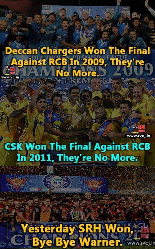 Beware Of Rcb Sarcastic Jokes Royal Challengers Bangalore Jokes