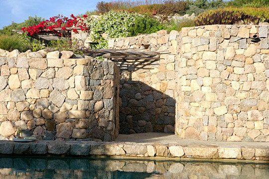 Une Maison Sacrement Corse Maison De Vacances Maison Corse Parement Pierre Exterieur