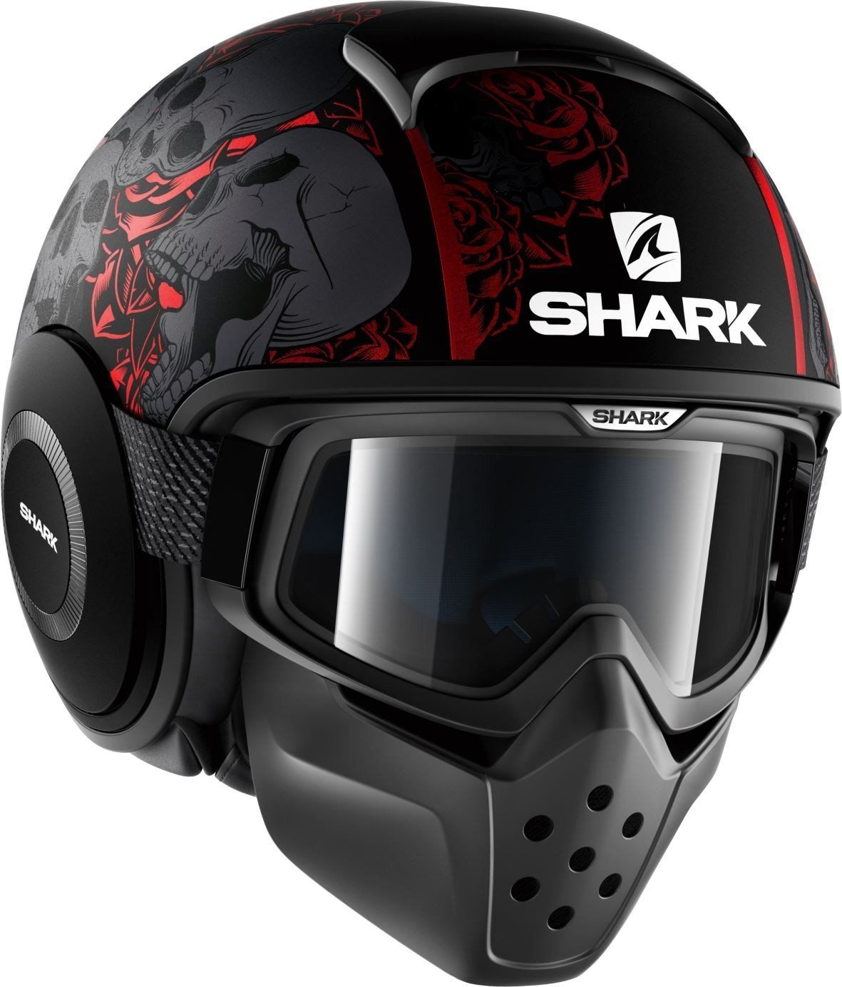 Shark Raw Helmet Review A Hybrid Helmet Motorcycle Helmets With