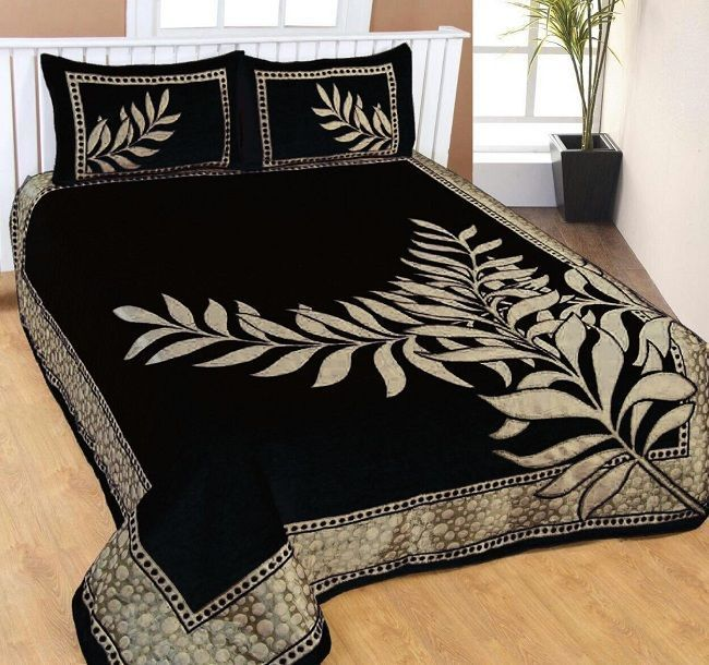 Photo of 10 Simple & Latest Printed Bed Sheet Designs In India –  10 Simple & Latest Prin…