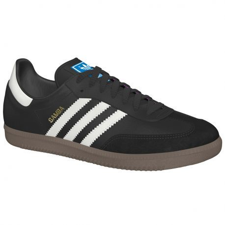 the latest b1a95 88d15 Zapatillas Samba Negra de Adidas Footwear