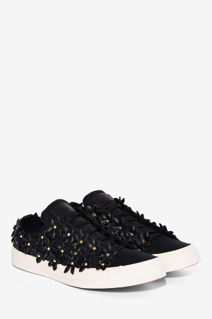 75d2b7c00e4 Converse x PatBo Chuck Taylor All Star Embellished Sneaker