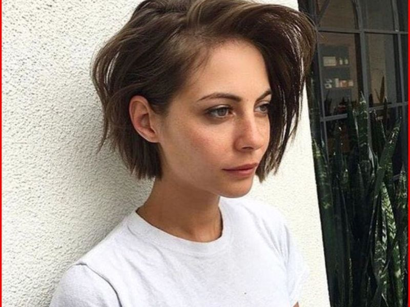 Short Hairstyles For Teens Edgy Hair Messy Short Hair Hair Styles