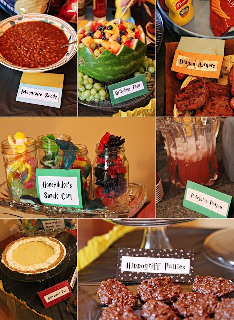 Pass The Pineapple Harry Potter Birthday Party Harry Potter Snacks Harry Potter Parties Food Harry Potter Food