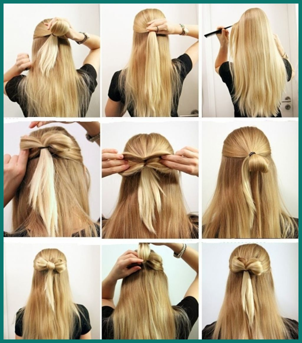 55 Popular Cute Quick Hairstyles For Shoulder Length Hair In 2020 Long Hair Styles Hair Styles Easy Hairstyles