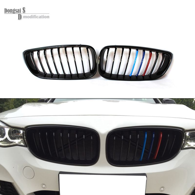 3 Series Gt F34 Abs Front Grille Bumper Air Grill For Bmw 3 Series