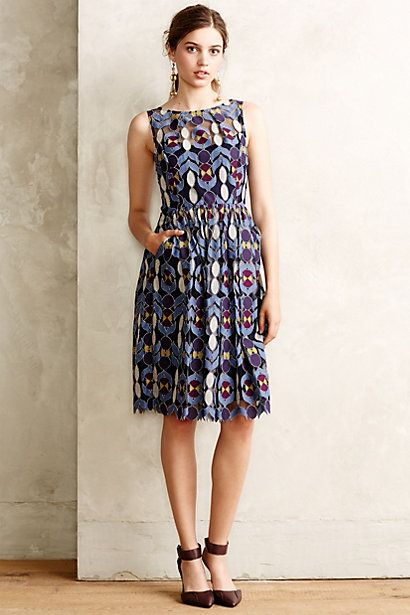 Chelan Dress #anthropologie