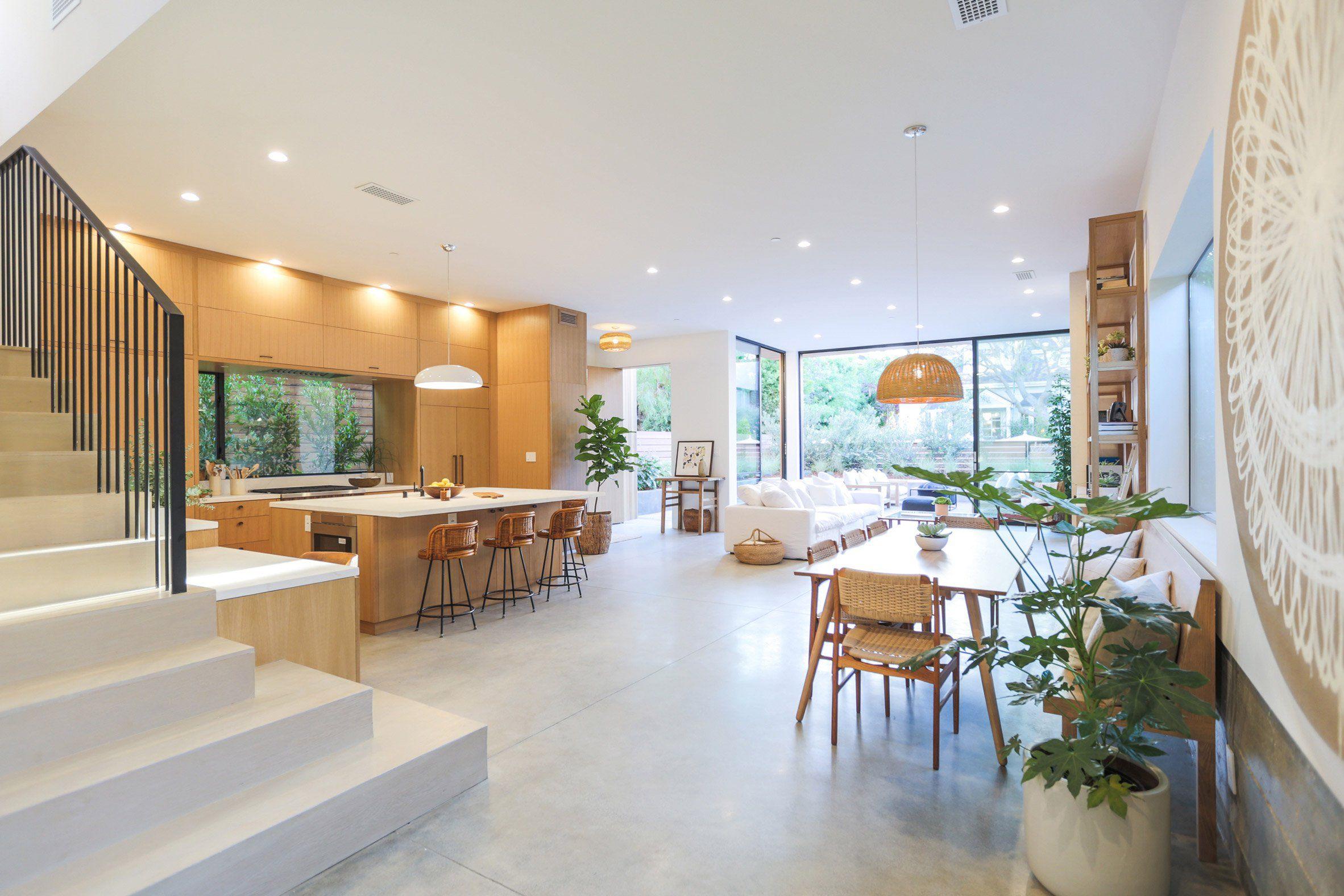 Amoroso residence california by electric bowery brigantine house