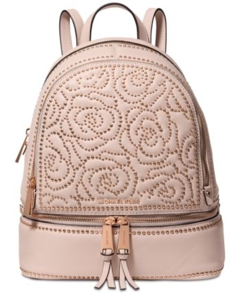 29f0e76c46b08c Rhea Zip Studded Backpack in 2019 | Products | Studded backpack ...