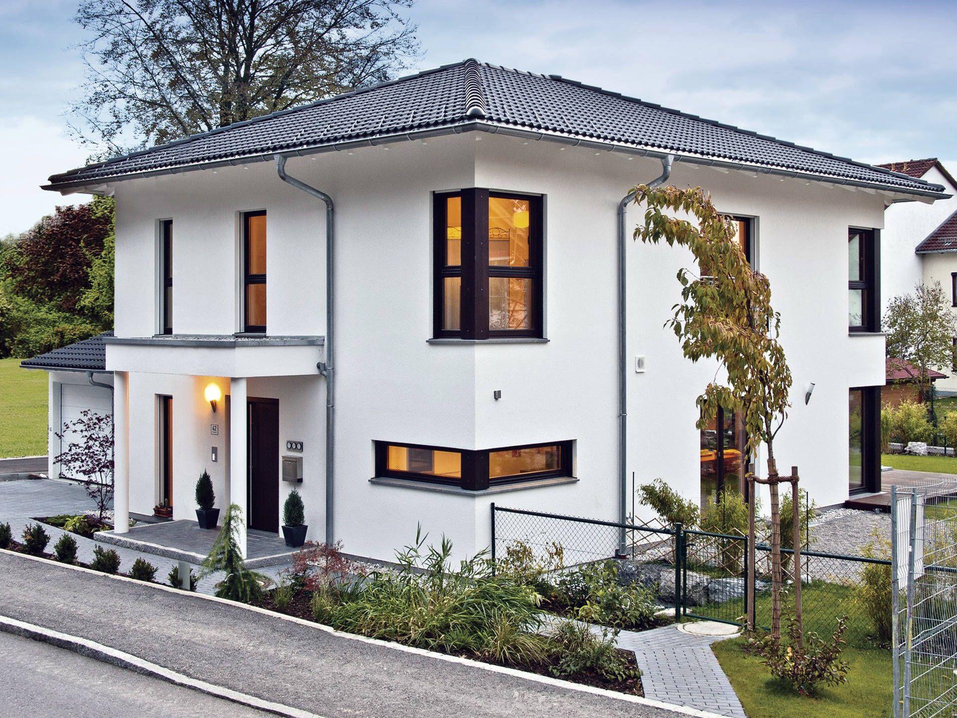 Haus Walmdach Mit Vordach Haus T Walmdach