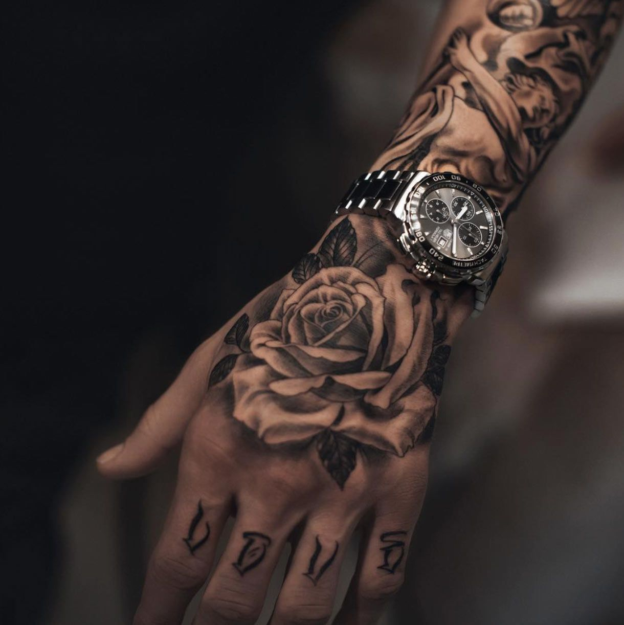 Top 71 Simple Hand Tattoo Ideas 2020 Inspiration Guide Hand Tattoos For Guys Simple Hand Tattoos Side Hand Tattoos