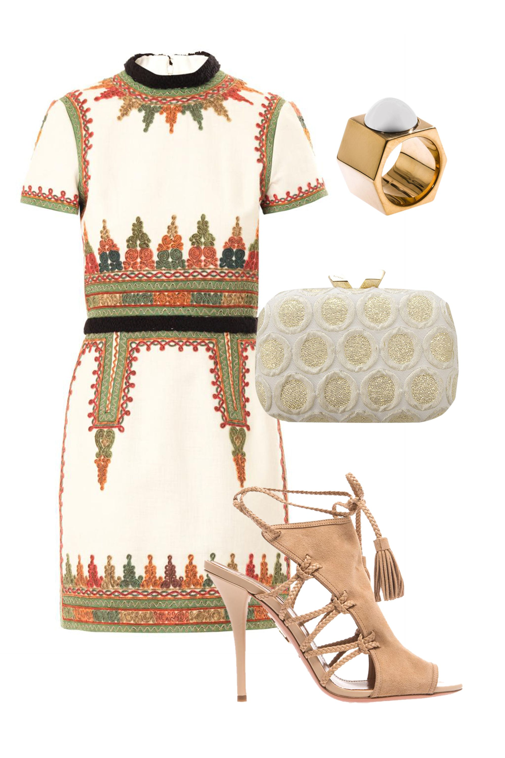 Dresses to wear to a destination wedding as a guest  The Best Dressed Guest What to Wear to a Spring Wedding