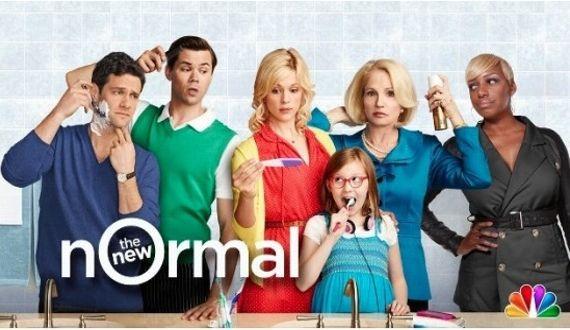 Una nueva serie reflejará la vida de una familia homoparental