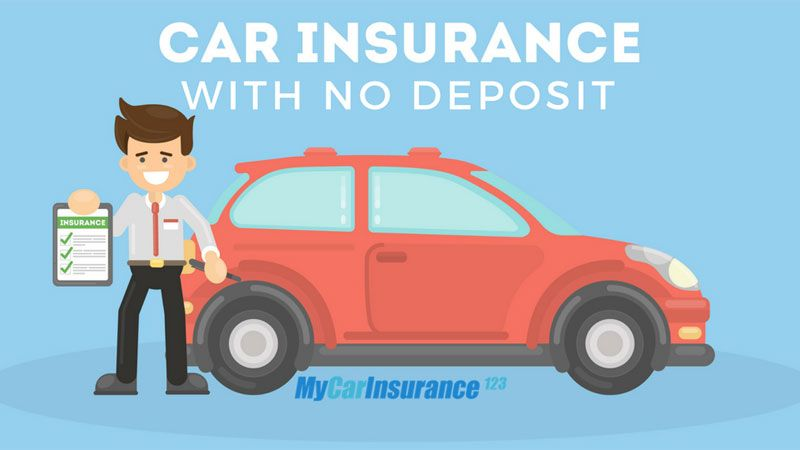 How To Get Very Cheap Car Insurance With No Deposit 2020 Guide