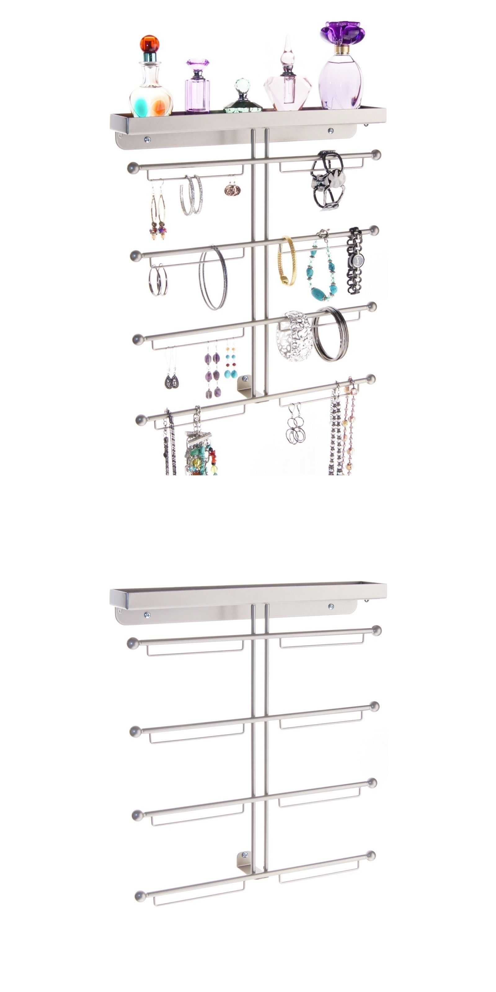 Earring 168161 Jewelry Organizer Hanging Earring Holder Wall