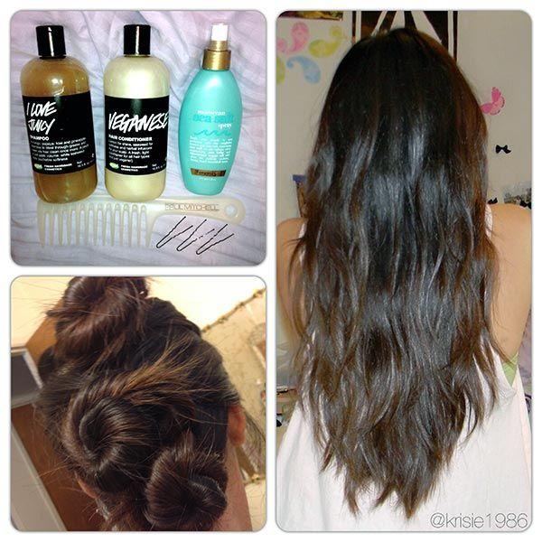 En que productos las vitaminas para el crecimiento de los cabello