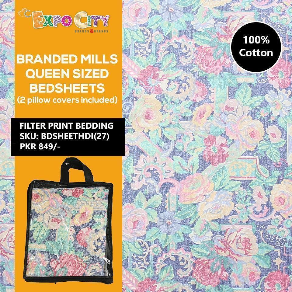 Product: Filter Print Bedding (100% Cotton Branded Mills Queen Sized Printed Bedsheets)  Price: Rs. 849  #home #bedding #pretty #traditional #printed #cotton #queenbed #style #printedbedsheet #pakistan #karachi #lahore #islamabad #homeaccessories #pillowcovers #pakistanshopping #expocity #cashondelivery #onlineshopping #alloverpakistan #easyshop  #bedsheets