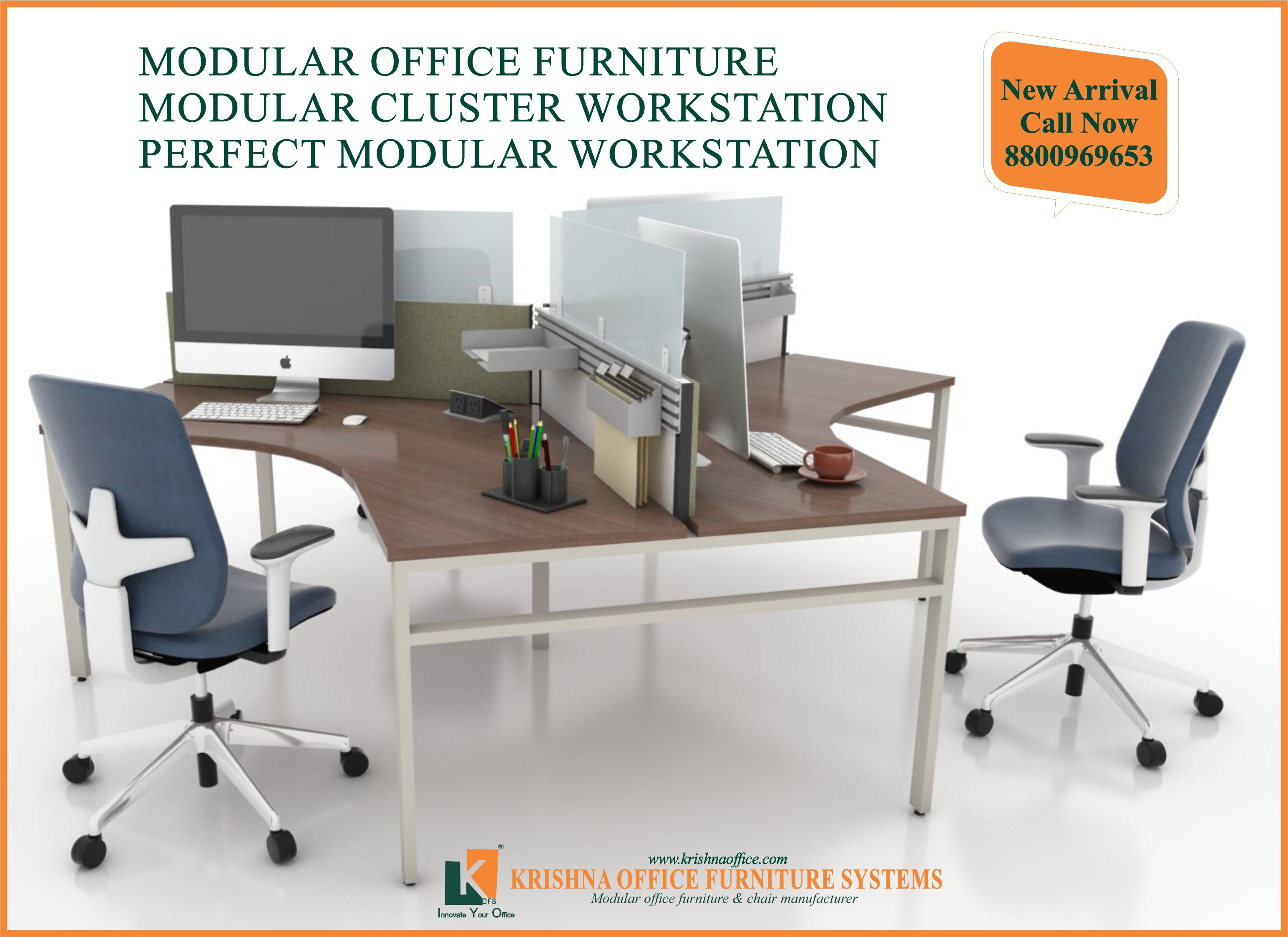KOFS- Modular Office Cluster KOFS is Manufacturer Of ...