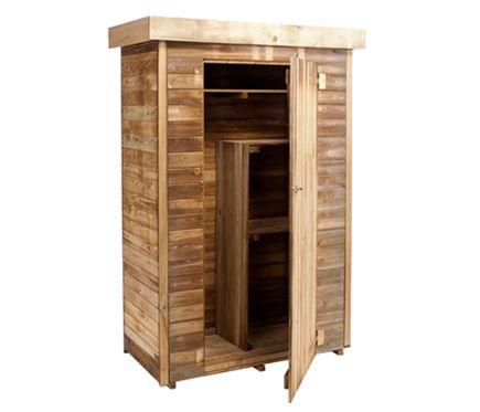 Armario de madera de pino theo leroy merlin jocs al - Armario tela leroy merlin ...