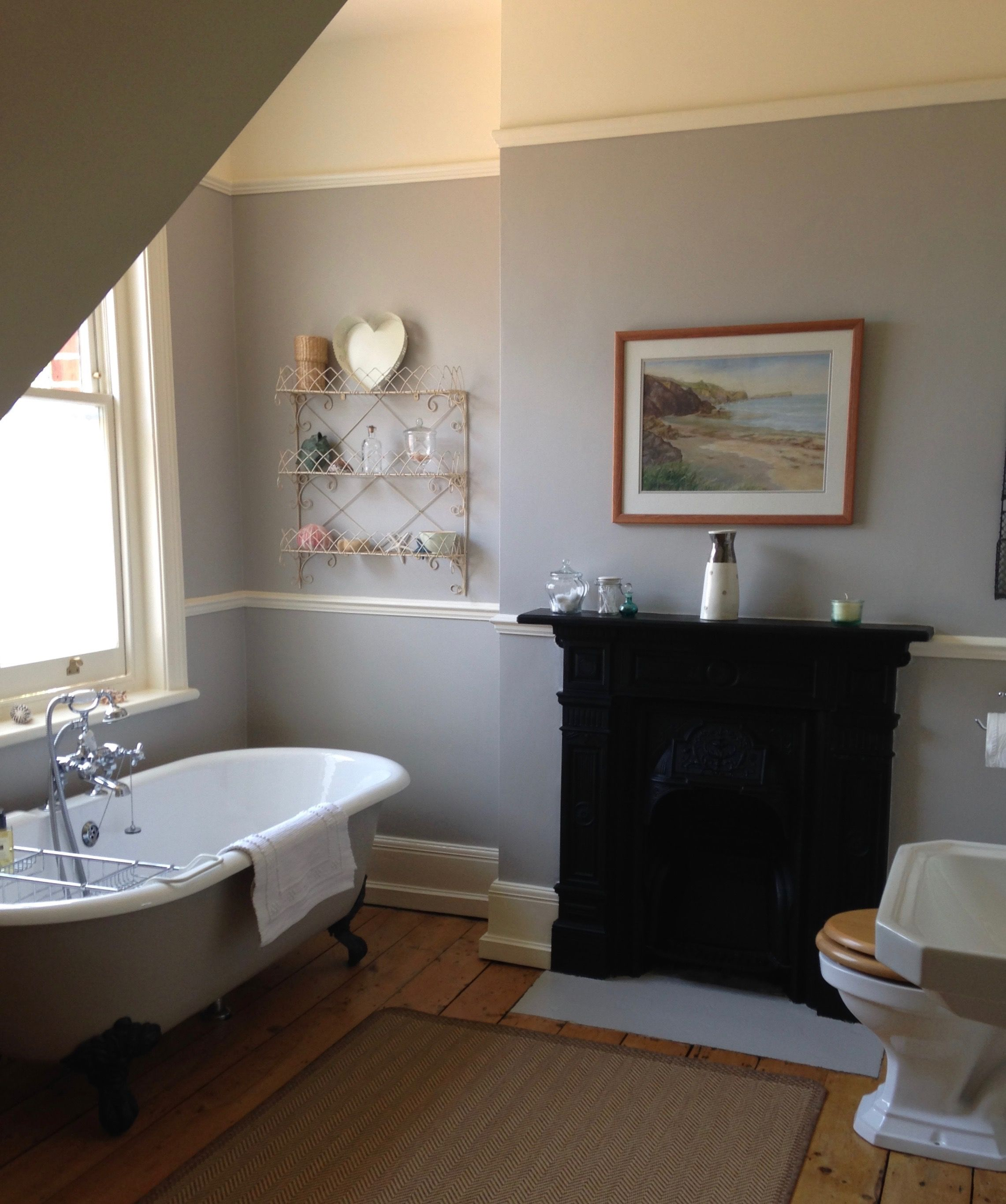 Best Farrow And Ball Purbeck Stone Bathroom Inspiration 400 x 300