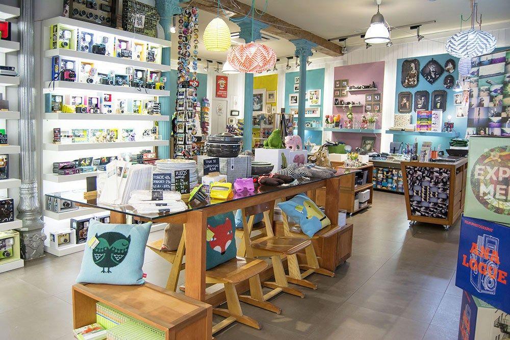 Tres tiendas bonitas en madrid ideas tiendas tiendas - Decoracion interiores madrid ...