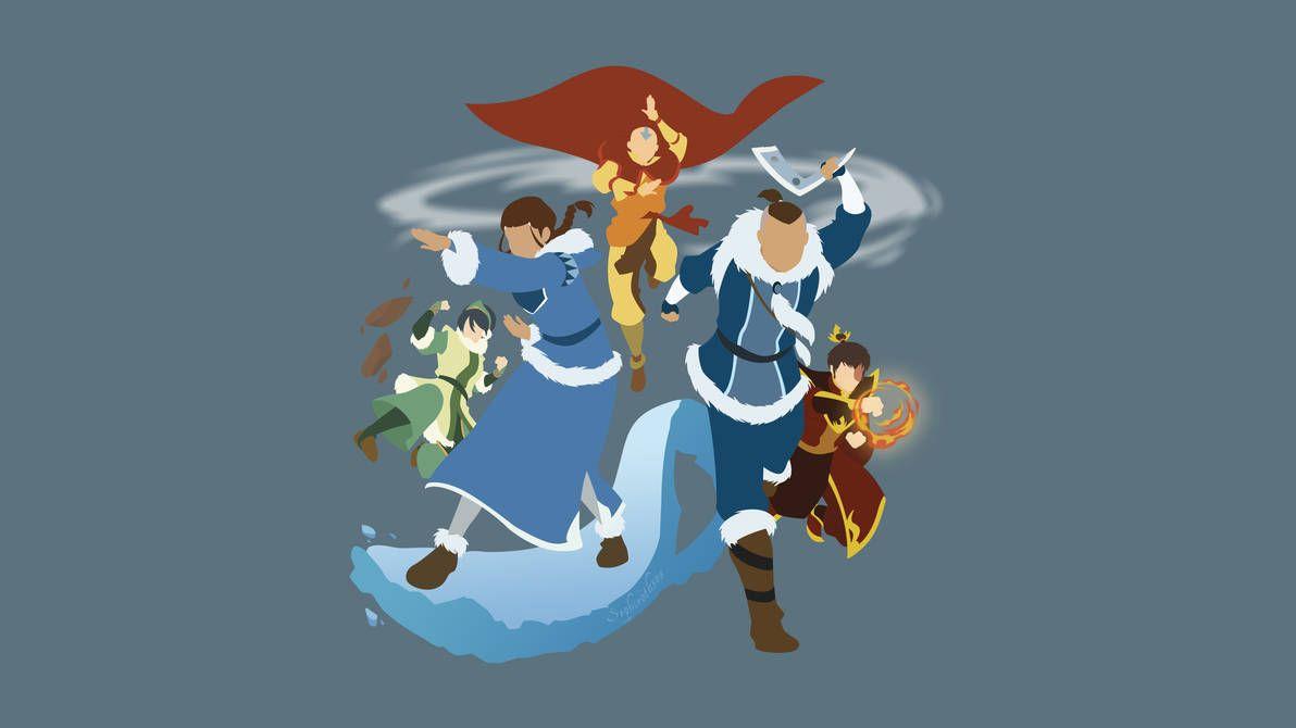 Avatar The Last Airbender By Sephiroth508 Avatar Cartoon Avatar Theme Avatar Legend Of Aang