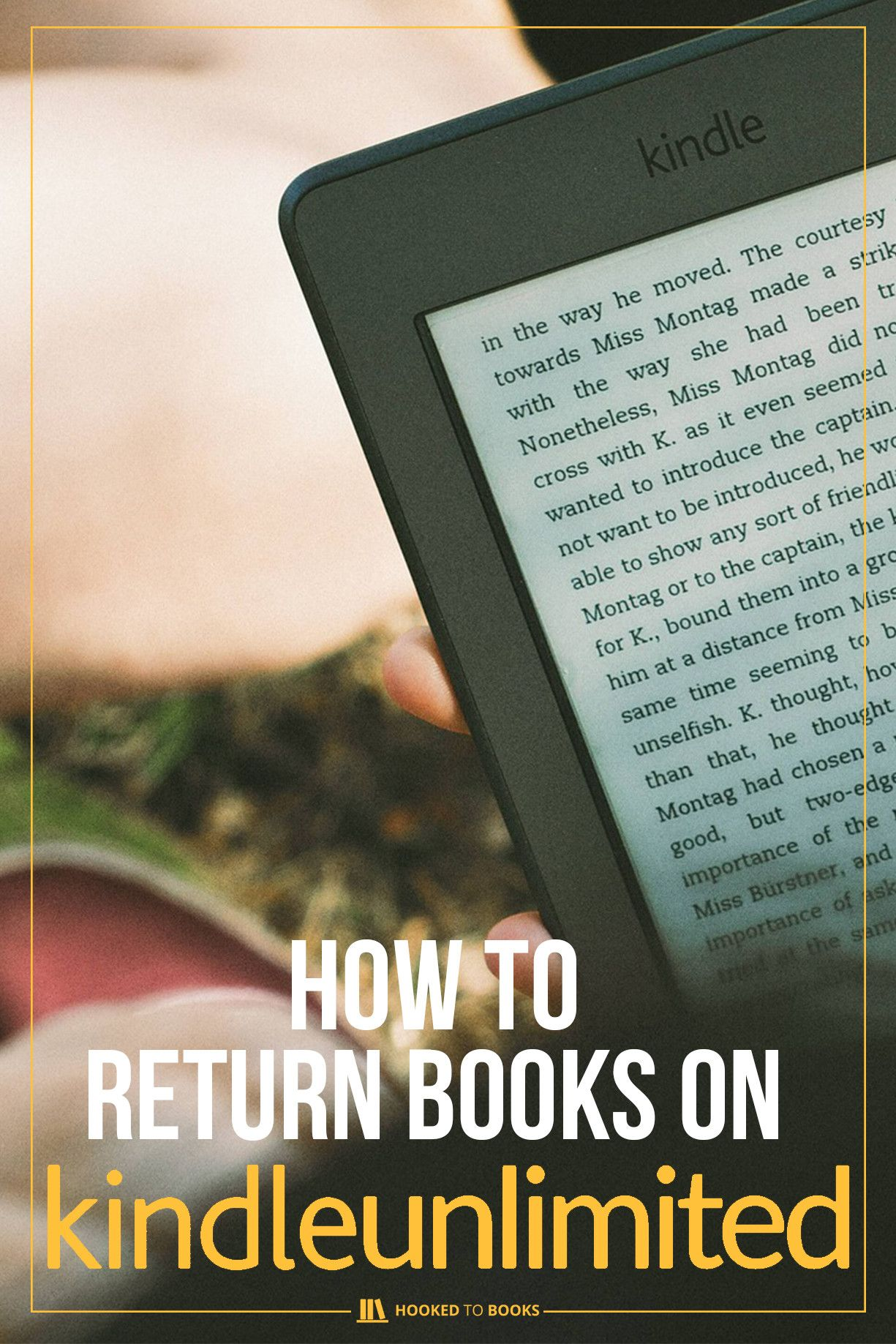 How To Return Books On Kindle Unlimited Hooked To Books Kindle Unlimited Kindle Kindle Reading Which app is best for reading books