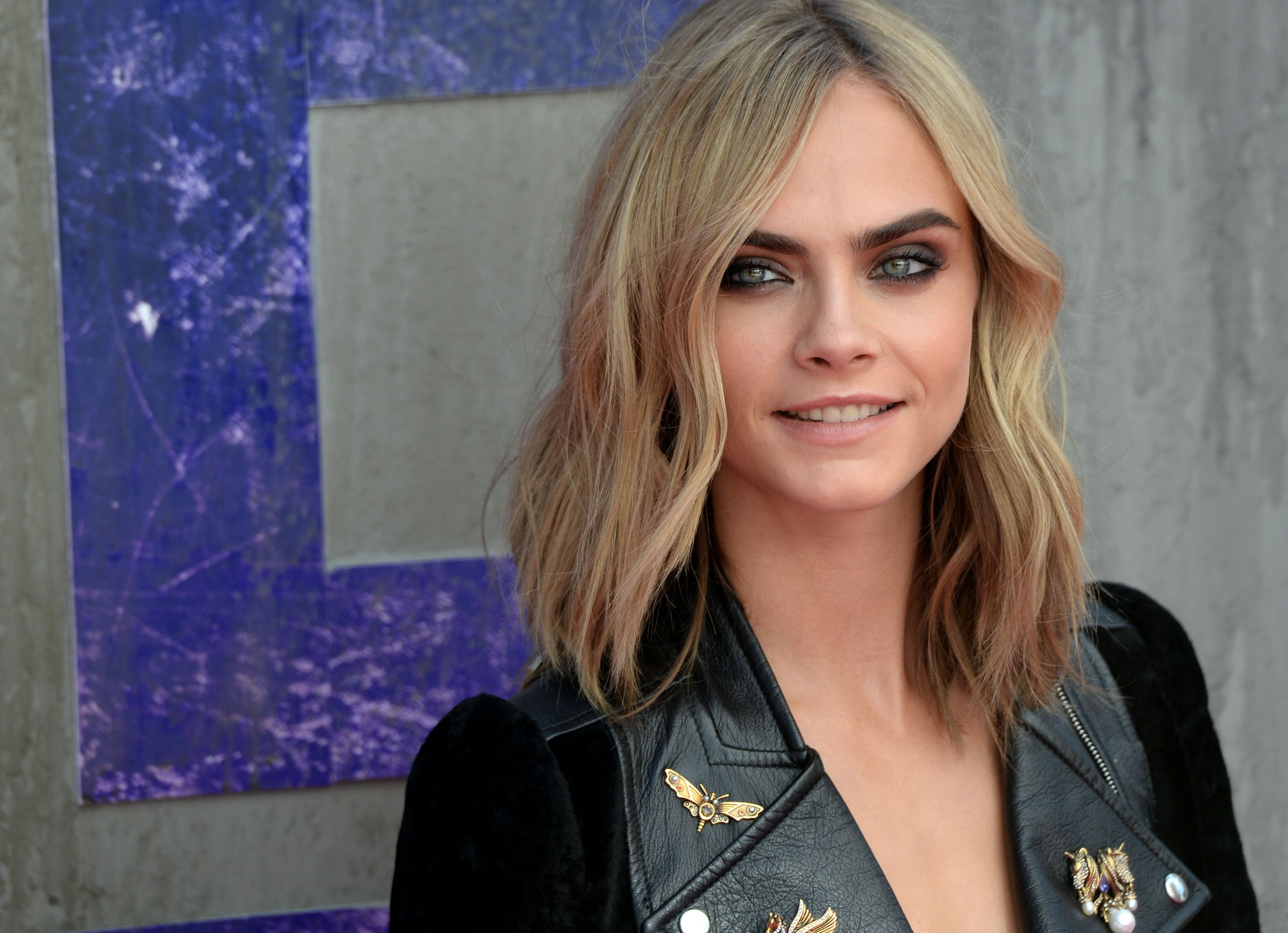 """CARA DELEVINGNE fantasised about killing people in """"demonic"""" moments during filming for Suicide Squad. The…"""
