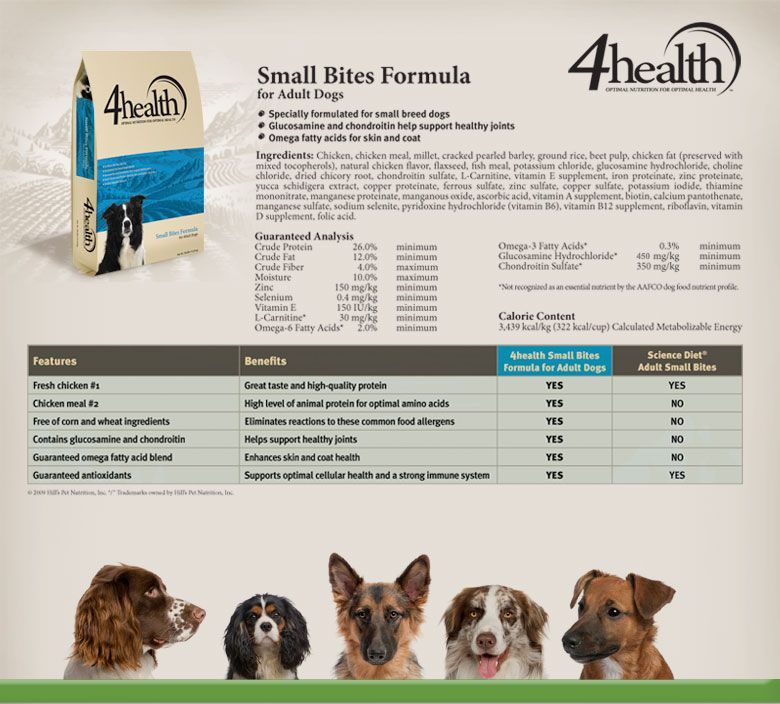 4 Health Dog Food Sold By Tractor Supply Stores My Bostons Have