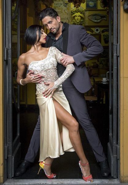 Mimi Vestido Vestidos Tango Sh1077 Escenario Pinzon Para CCB1tqw