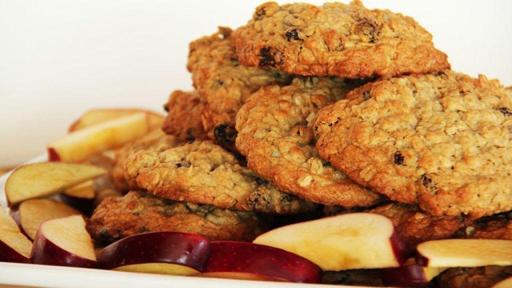 """Как приготовить """"Овсяное печенье без сахара"""", пошаговый рецепт приготовления с фото на Yummi.club"""