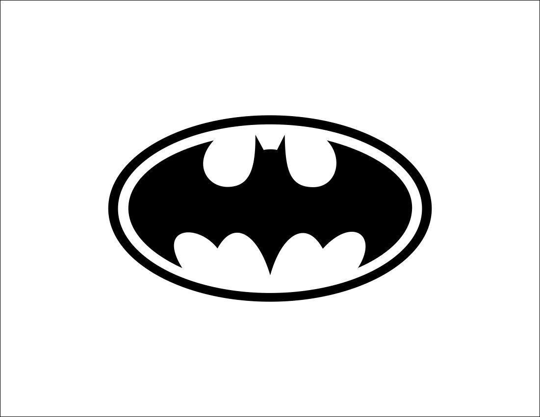 Batman Vinyl Car Decal, Justice League, Superman, DC, Batman Sticker, Superfriends, Batgirl, Decal, Multiple Choices, Window Decal Batman - pinned by pin4etsy.com