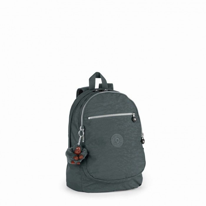 Kipling Clas Challenger Basic Rucksack Grey Night