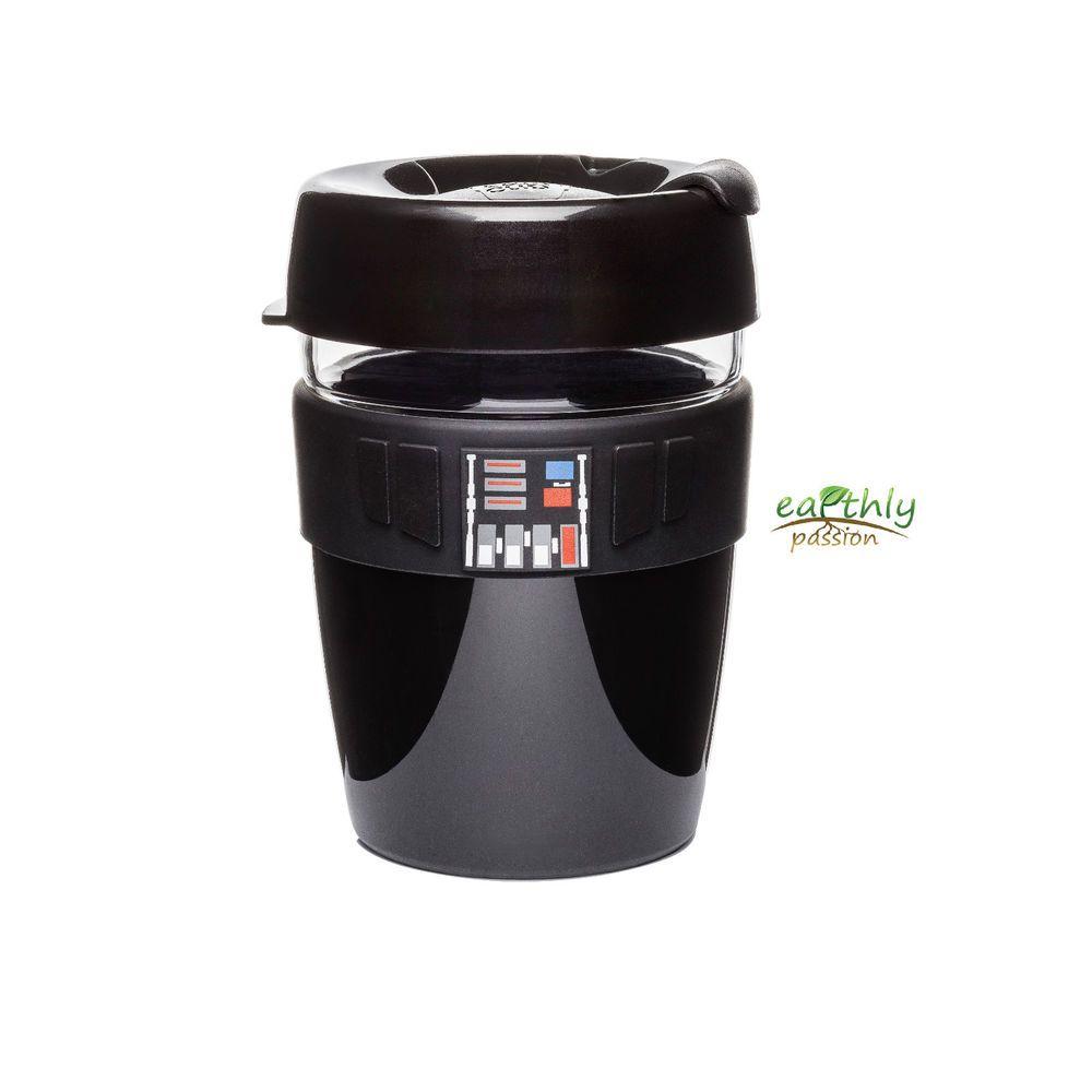 Star Wars Reusable Coffee Nve Media Keep Cup Doppio Small 8oz 227ml Keepcup Darth Vader Longplay Glass Tea Cold 12oz