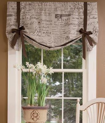 Collection In Valance Curtains For Kitchen And Window