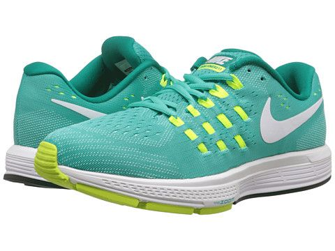 0024dff551f Nike Air Zoom Vomero 11 Clear Jade White Volt Rio Teal - Zappos.com Free  Shipping BOTH Ways