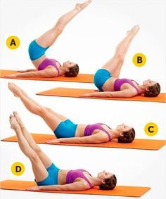 10 exercices pour affiner votre taille   Exercice