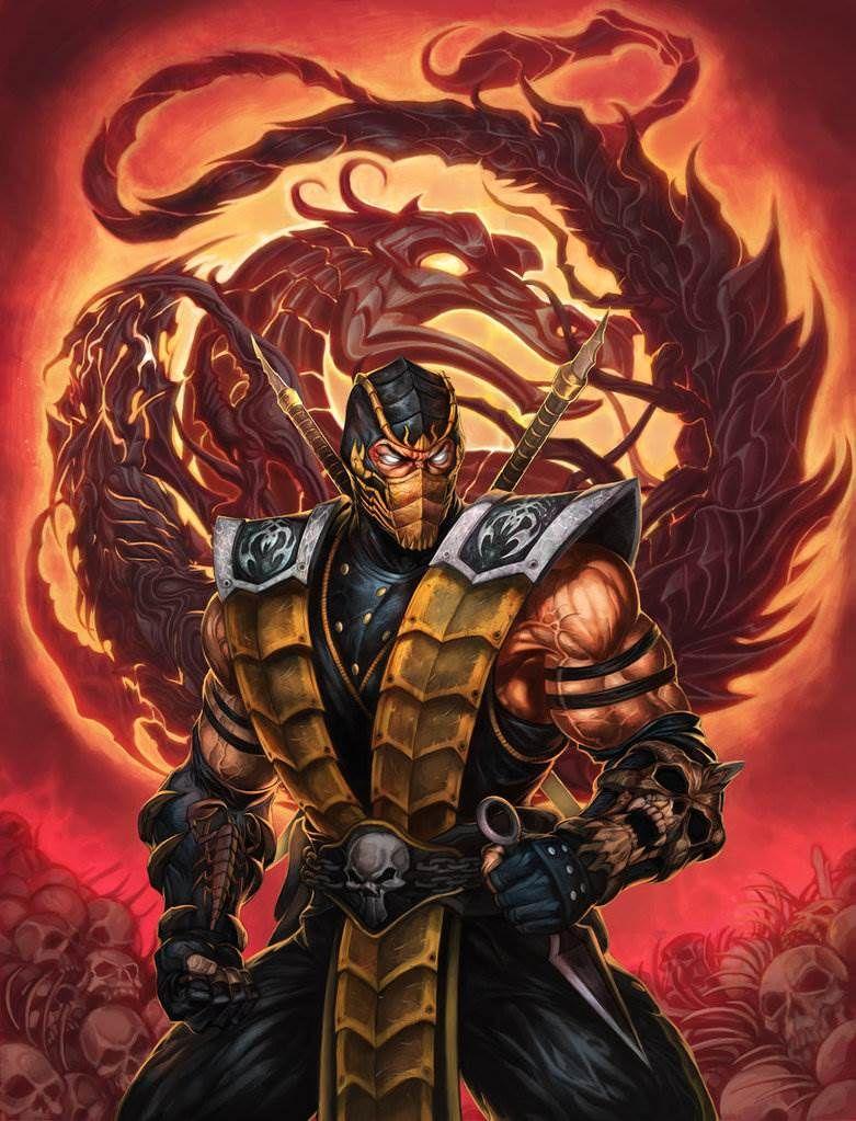 Mortal Kombat Wallpapers Mortal Kombat Secrets 1920×1080