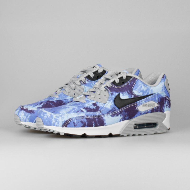 nike air max 90 sd - tie dye gradient persian