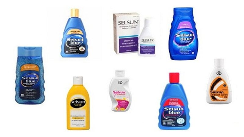 7 Best Medicated Selsun Shampoos For Hair Fall And Dandruff