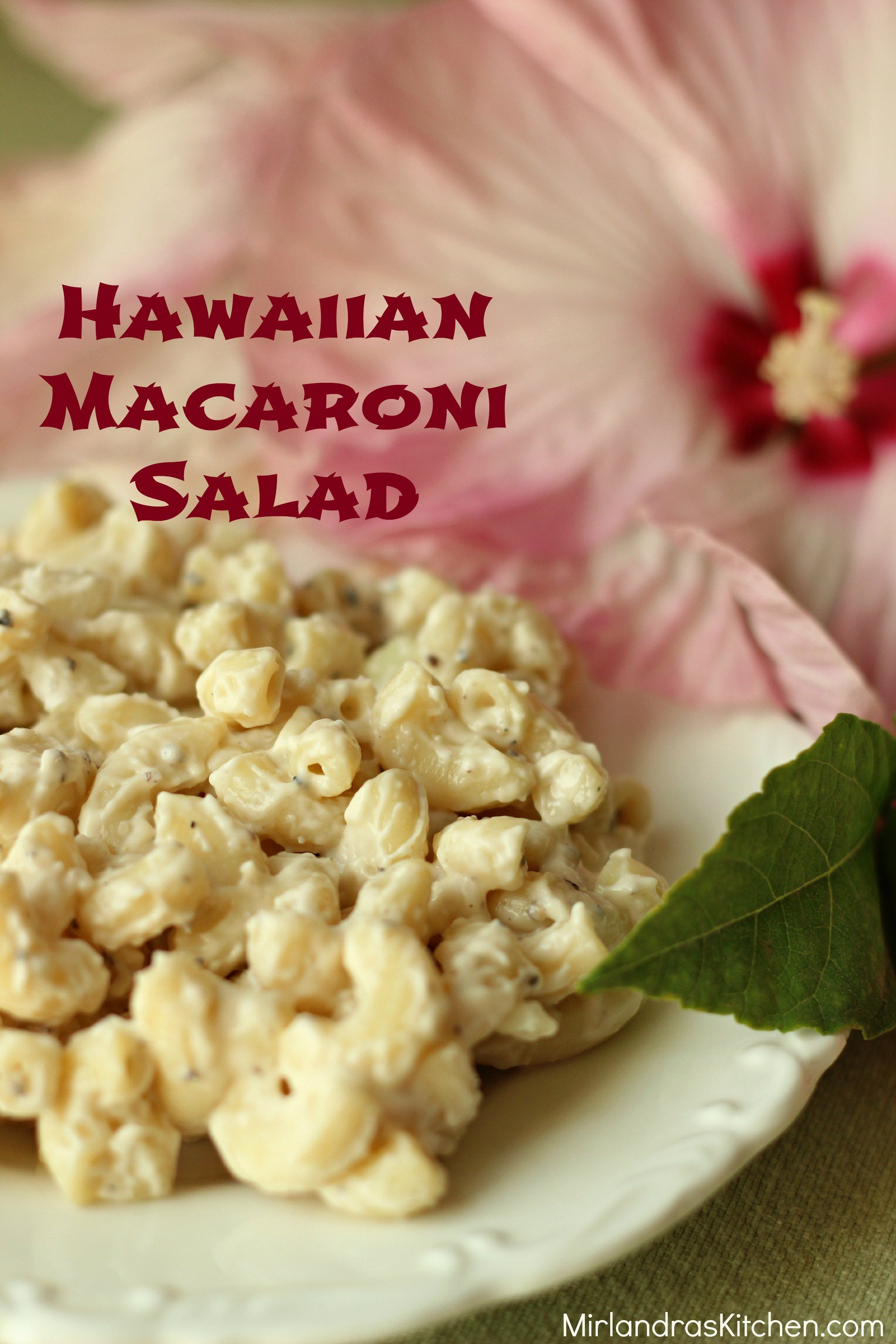 Macaroni Salad This Mac Salad is our all time favorite.  It is the perfect companion for all things grill!  I take to parties all summer long and every time people ask for the recipe.  It's creamy, not gooey and has a fresh, playful flavor.This Mac Salad is our all time favorite.  It is the perfect companion for all things grill!  I take to parties all ...