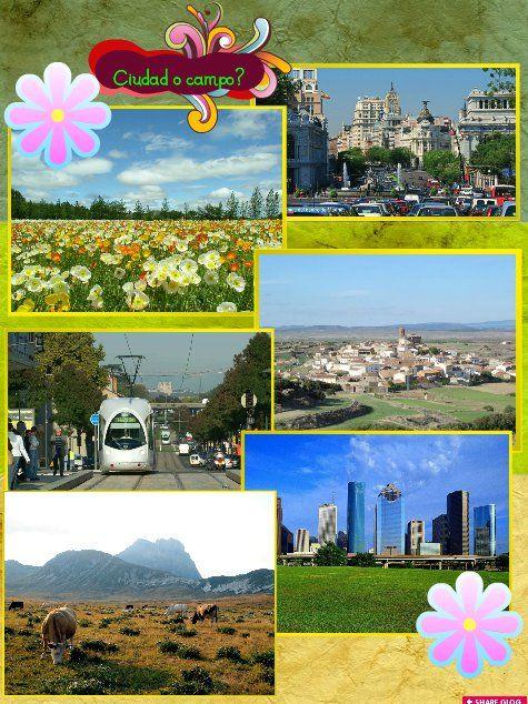 Aline Ciudad O Campo Photo Jpg Ciudades Recursos Naturales Campo