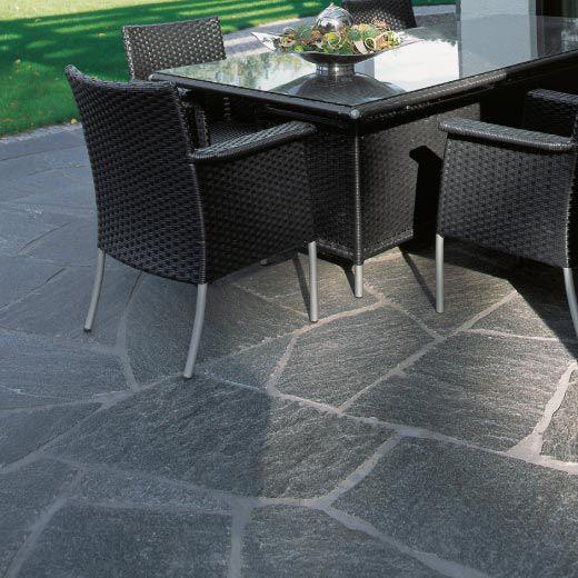pin von roland metzler auf terrasse pinterest garten natursteine und steine. Black Bedroom Furniture Sets. Home Design Ideas
