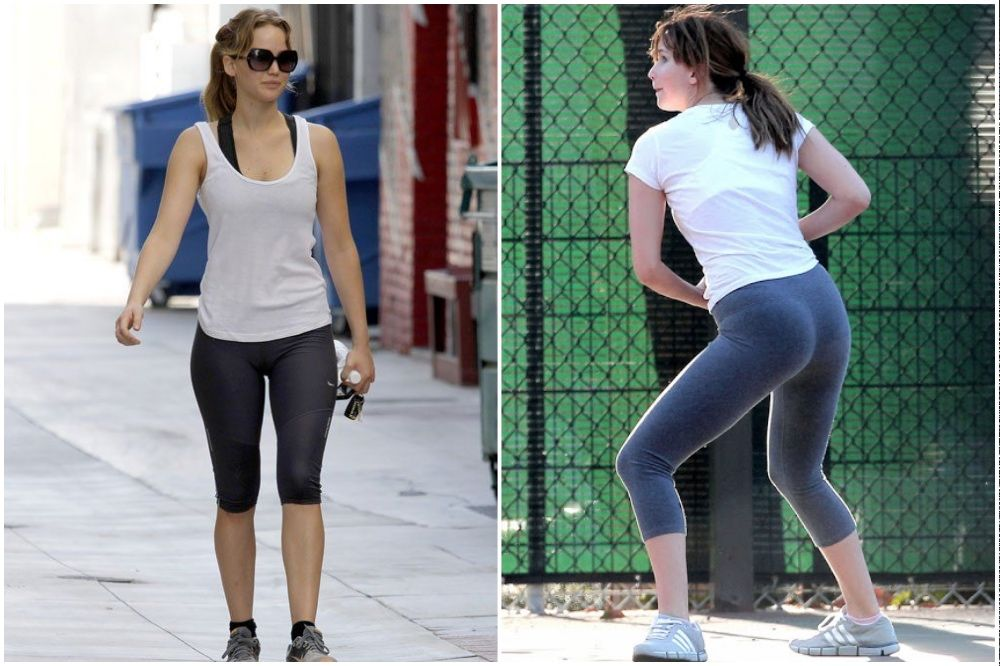 Naked Women In Yoga Pants
