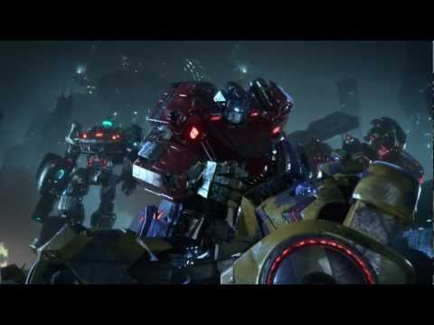 (51) VGA Cinematic Trailer Official Transformers Fall